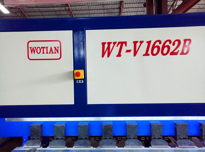 广东沃田数控V1662B---6米刨槽机-广东沃田数控V1662B---6米刨槽机