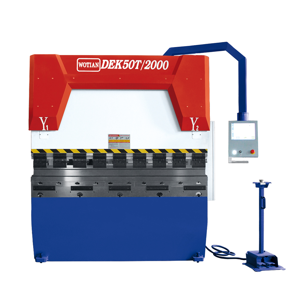 电液同步数控折弯机-DEK50T/2000