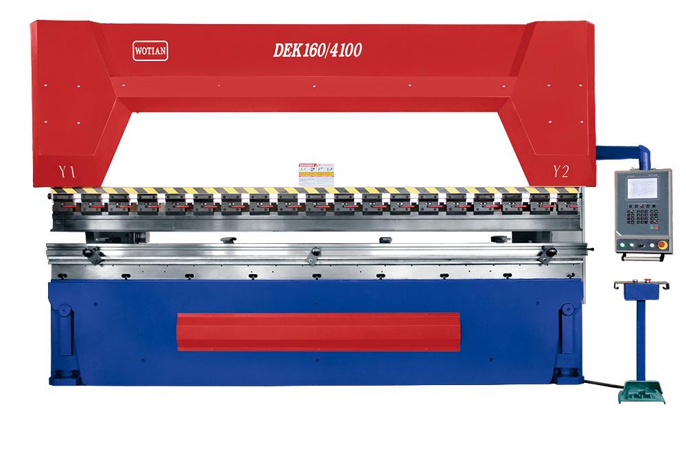 電液同步數控折彎機-DEK160T/410
