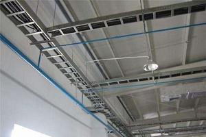 电缆桥架安装过程中存在的问题和对策